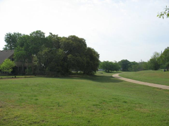 Western Oaks Greenbelt next to Playground